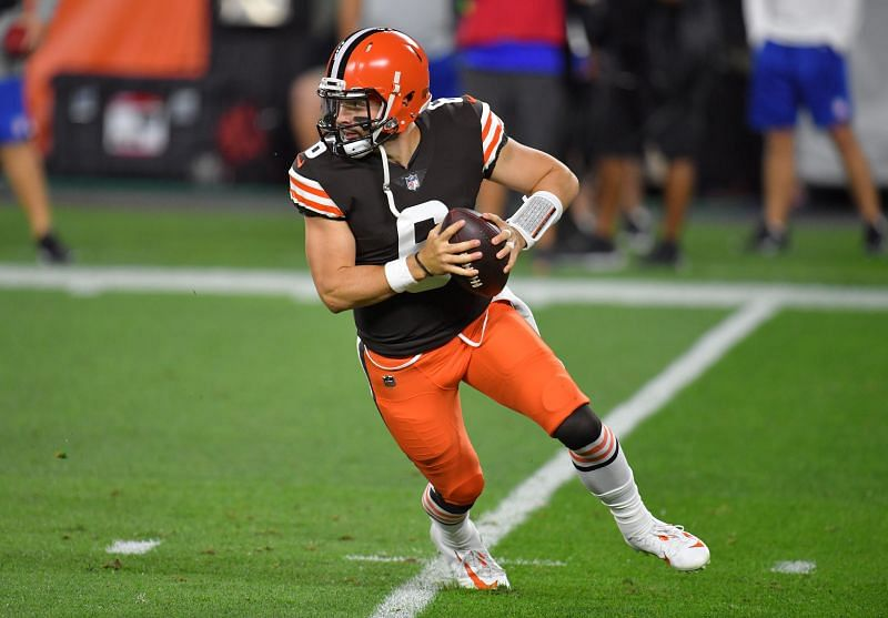 Cleveland Browns QB Baker Mayfield