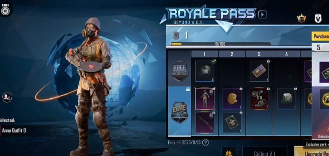 RP 1 reward (Image Via Mad Tamizha YT)