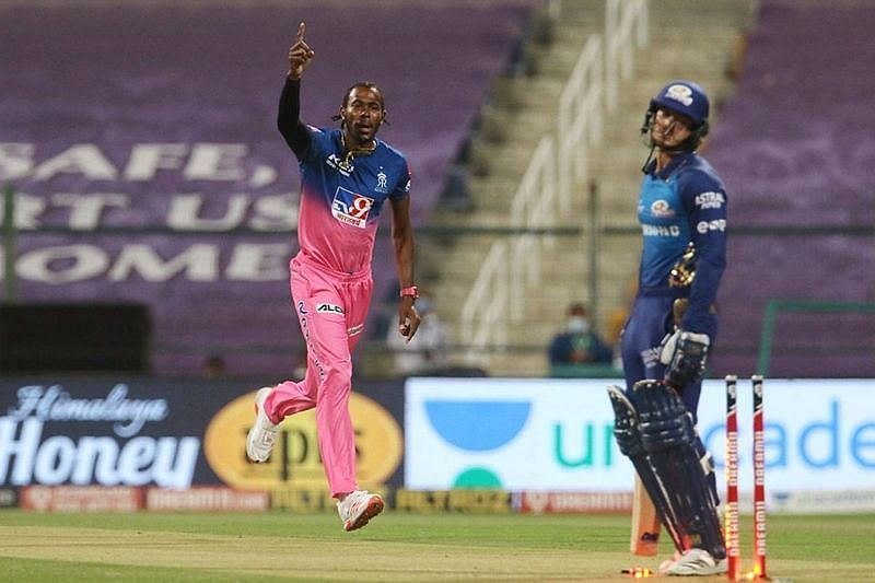 Jofra Archer was one of the best players in the RR team during IPL 2020.