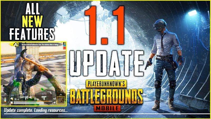 There are a number of major changes that came with the PUBG Mobile Metro Royale 1.1 Update (Image via Natural YT / YouTube)