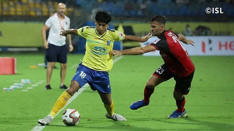 Sahal Abdul Samad has a big season ahead of him (Image: ISL)