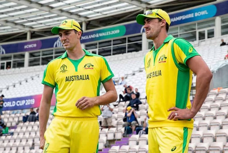 Alex Carey is excited to see the likes of Pat Cummins and Mitchell Starc run in and breathe fire against India
