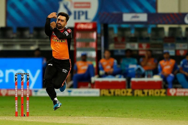 Rashid Khan bamboozled all the batsmen in IPL 2020 [P/C: iplt20.com]