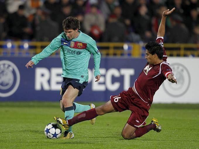 Rubin Kazan floored Pep Guardiola