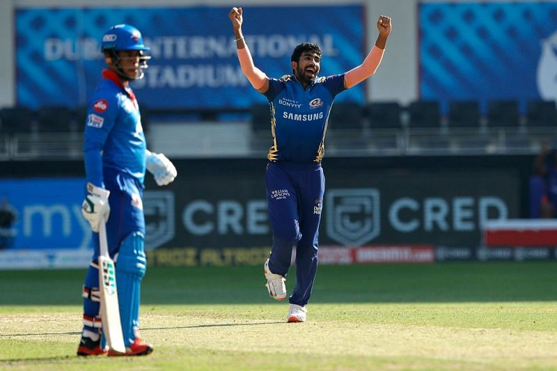 Jasprit Bumrah blew away the Capitals in the previous encounter between these two sides