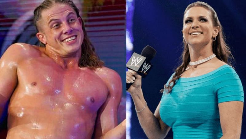 Riddle has become a big part of WWE; Stephanie McMahon holds a high position in WWE