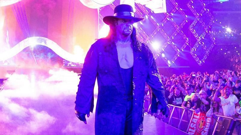 The Undertaker credits Mike Tyson for WWE