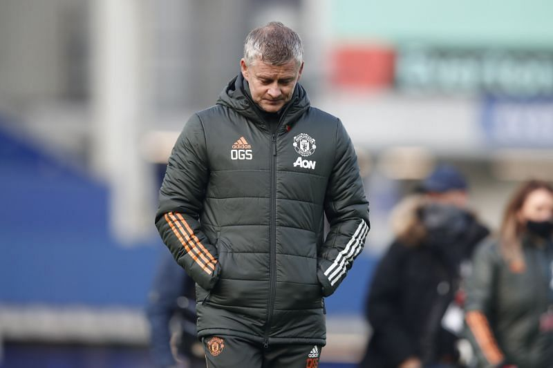 Solskjaer has been hit with another injury setback