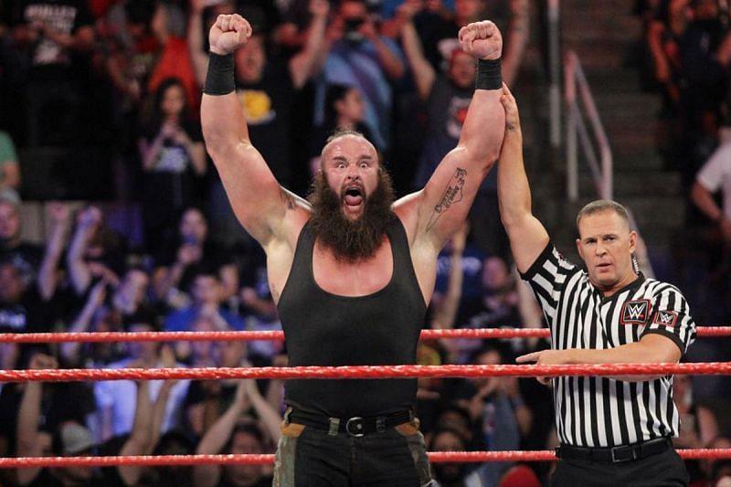Braun Strowman in WWE