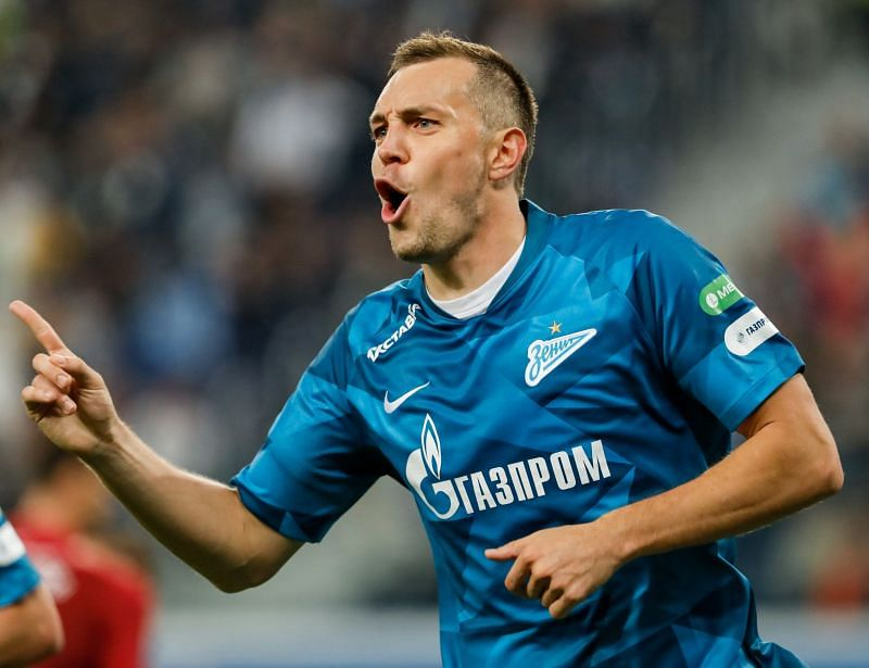 Dzyuba would again be the key for Zenit