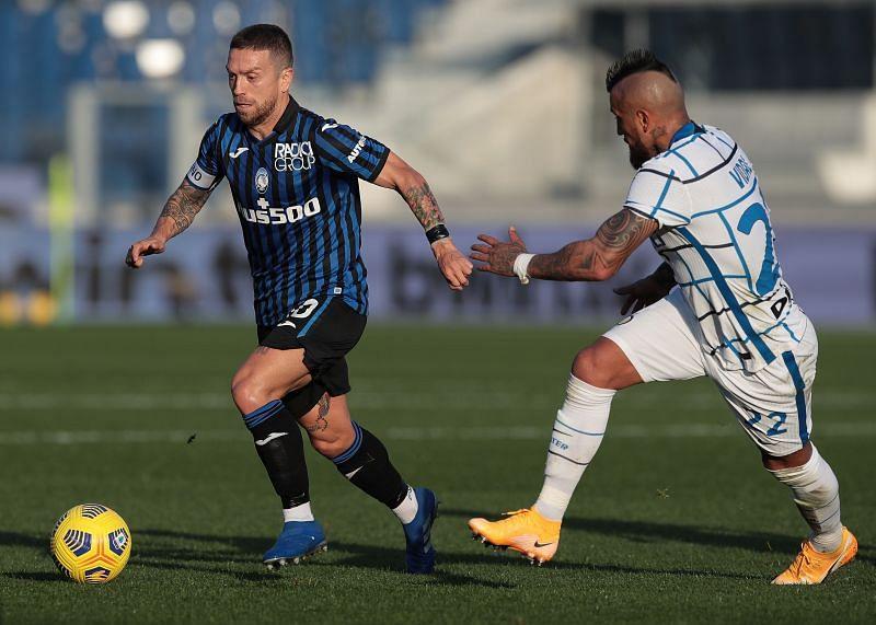 Atalanta forward Alejandro