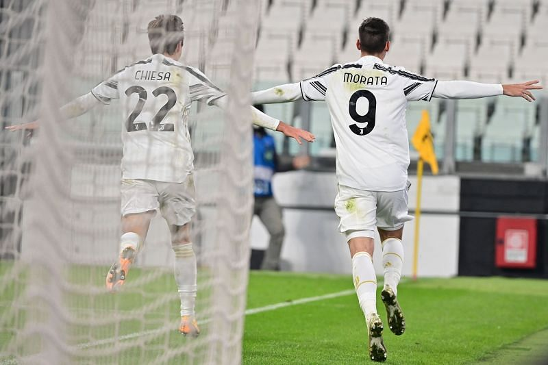 Morata made the difference for his side again, scoring his fifth goal of this UCL season