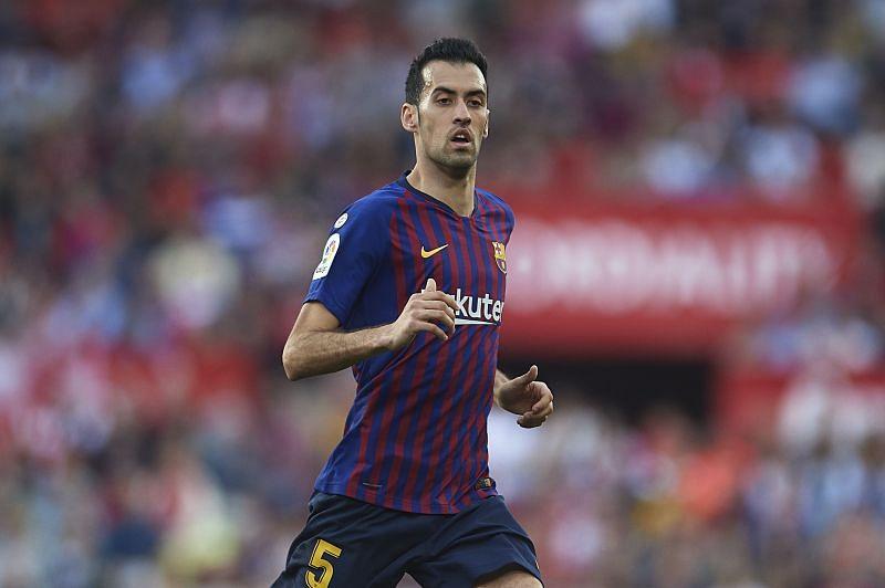 Sergio Busquets was arguably Barcelona