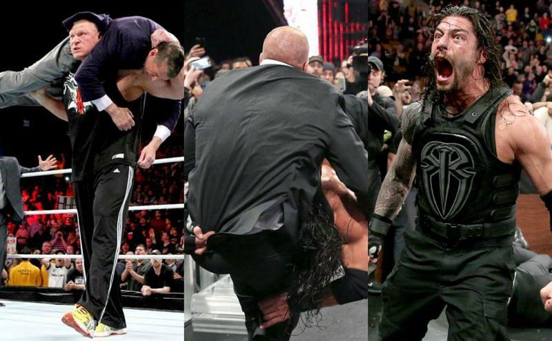 WWE के कई सुपरस्टार्स मैकमैहन फैमिली के ऊपर अपना गुस्सा निकाल चुके हैं
