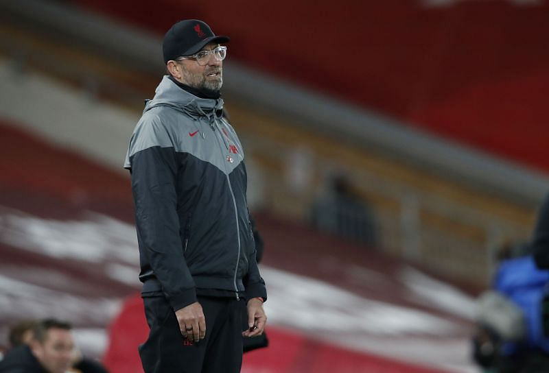 Jurgen Klopp is currently enduring one of the worst injury crisis of his managerial career.
