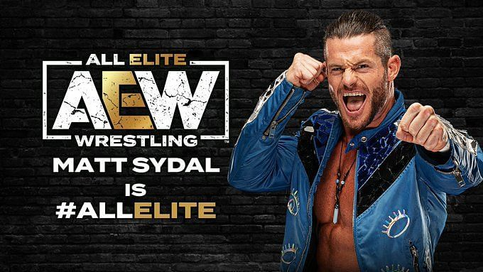 AEW has announced that they have signed Matt Sydal to a full-time contract with the company.