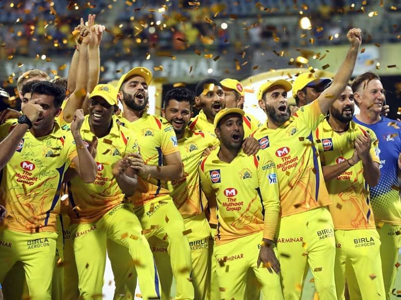 CSK won IPL 2018 after remaining suspended for 2 years