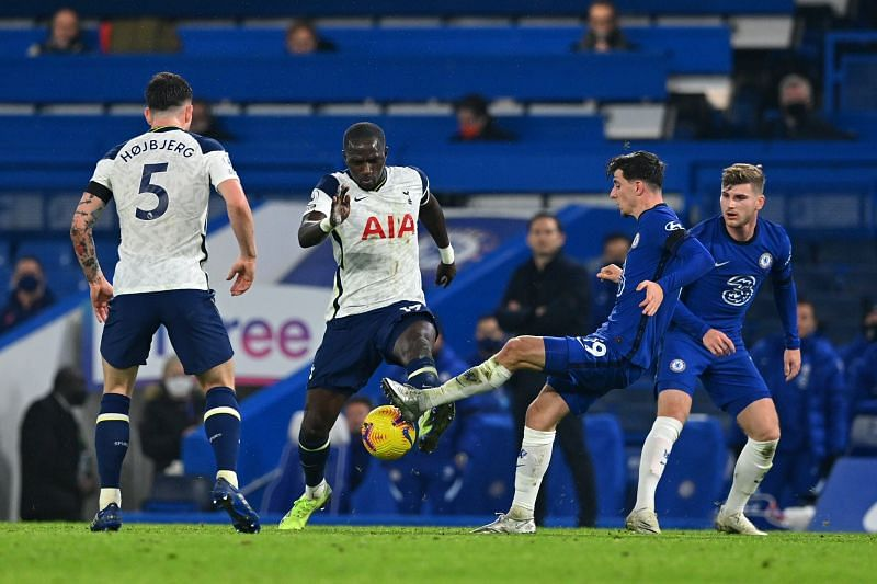 Chelsea and Tottenham Hotspur cancelled each other out in the London derby at Stamford Bridge.
