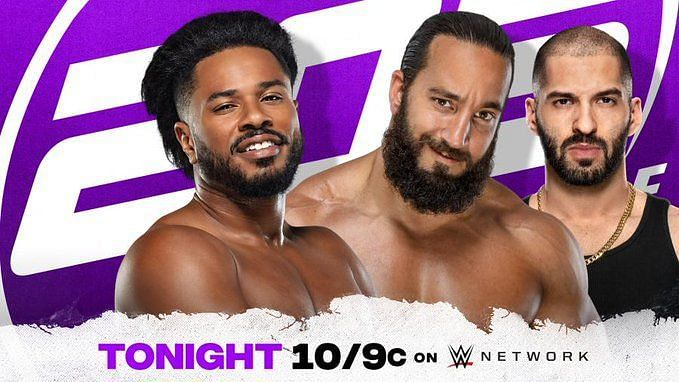 """Can the 205 Live OG redeem himself against Ashante """"Thee"""" Adonis?"""
