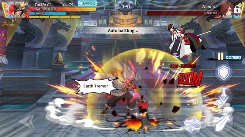 Image via Android/iOS Gameplay - VNAPK (YouTube)