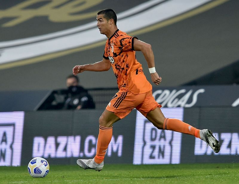 Ronaldo made his comeback last weekend, after recovering from COVID-19