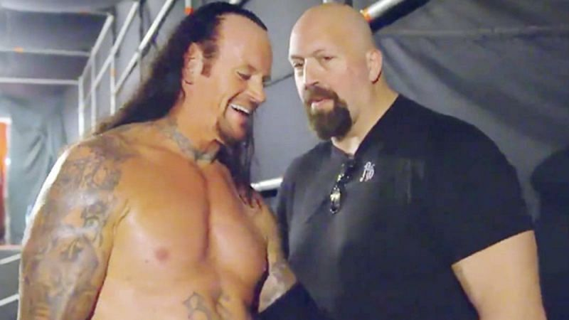 The Undertaker and Big Show