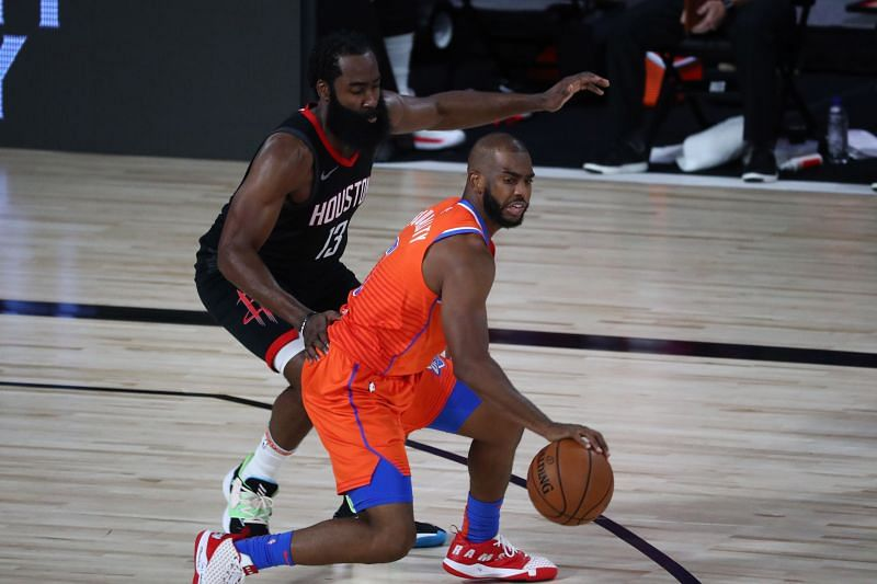Oklahoma City Thunder vs Houston Rockets - Game One