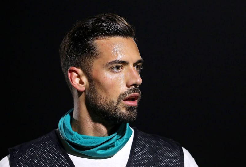 Pablo Mari could soon be back for Arsenal.