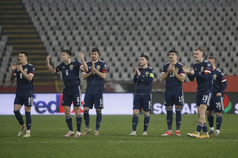 Scotland face a crunch UEFA Nations League tie on Wedneday