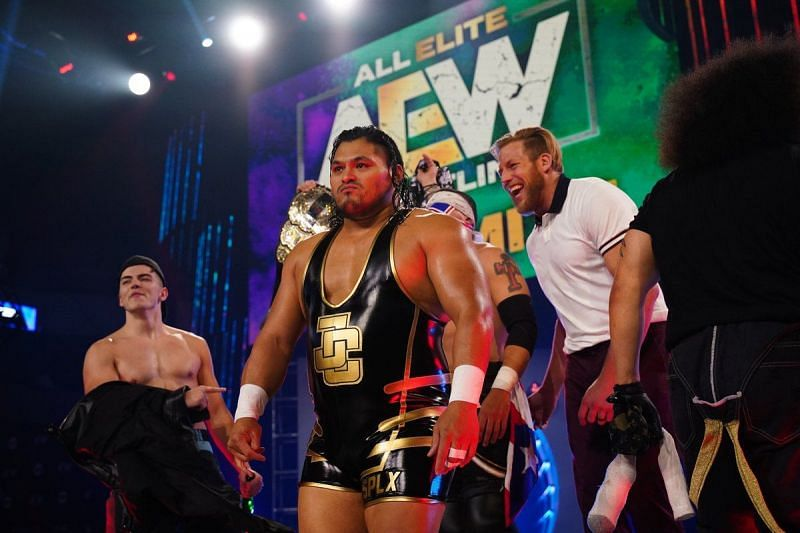 Jeff Cobb (middle) was once the hired gun for The Inner Circle