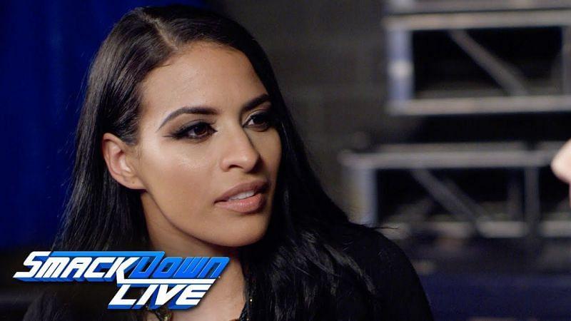 Zelina Vega is no longer with WWE (Pic Source: WWE)
