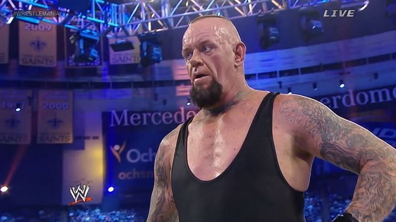The Undertaker could be done with pro wrestling after all these years