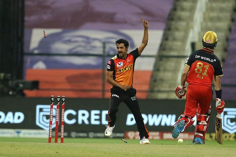 Moeen Ali was run out off a Free Hit for a golden duck. [PC: iplt20.com]