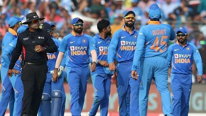 The Indian team will be in Australia for a lengthy series