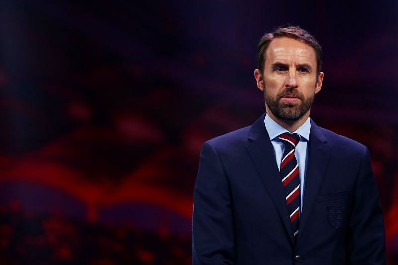 Gareth Southgate has named his latest England squad today