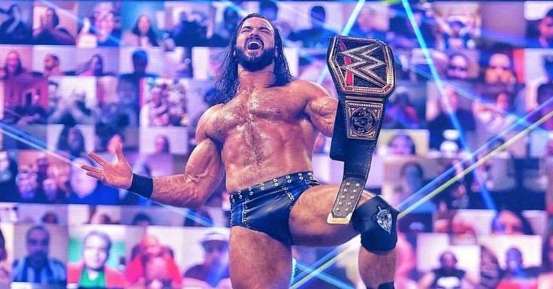 WWE Champion, Drew McIntyre