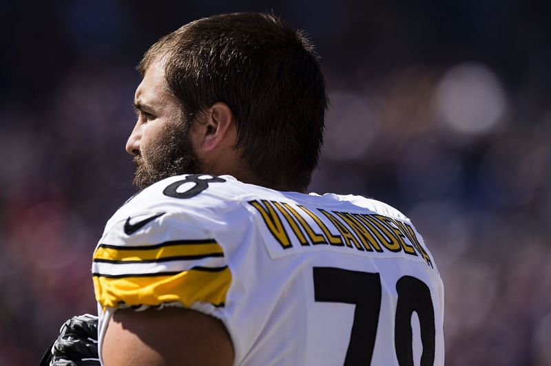 Alejandro Villanueva is one of the tallest players to have played in the NFL.