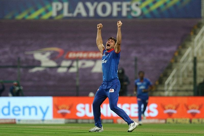 Marcus Stoinis snared three wickets with the ball for the Delhi Capitals [P/C: iplt20.com]