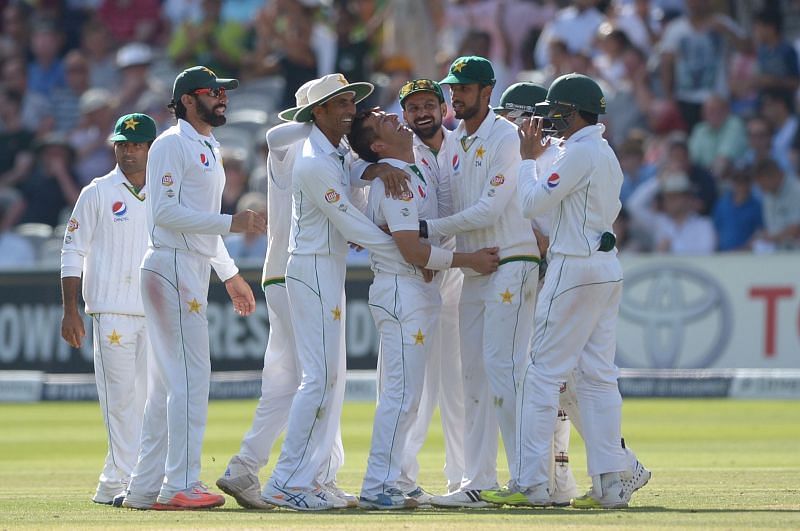 पाकिस्तान टेस्ट टीम