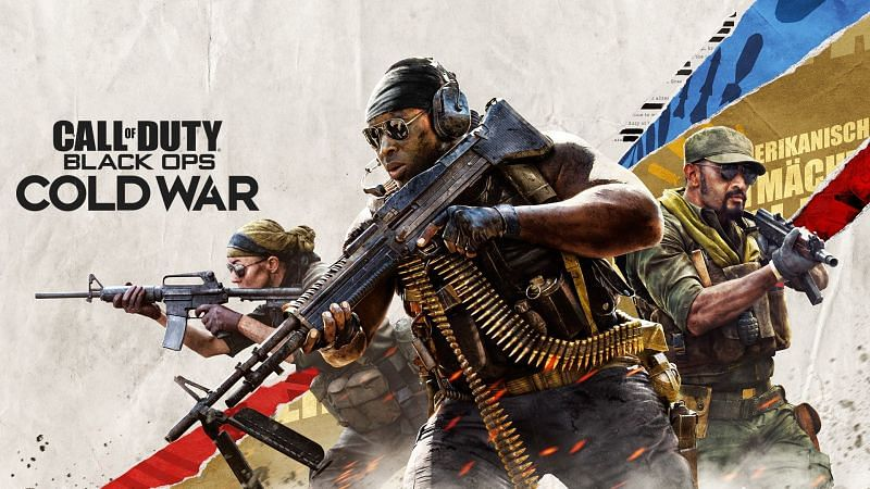 Image via Activision - Call of Duty: Black Ops Cold War