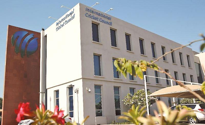 The ICC headquarters in Dubai, UAE
