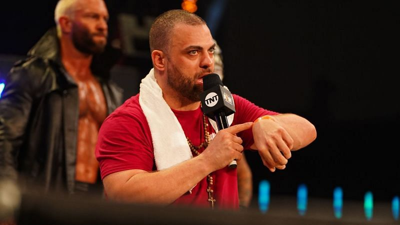 Eddie Kingston got calls from WWE after his AEW debut