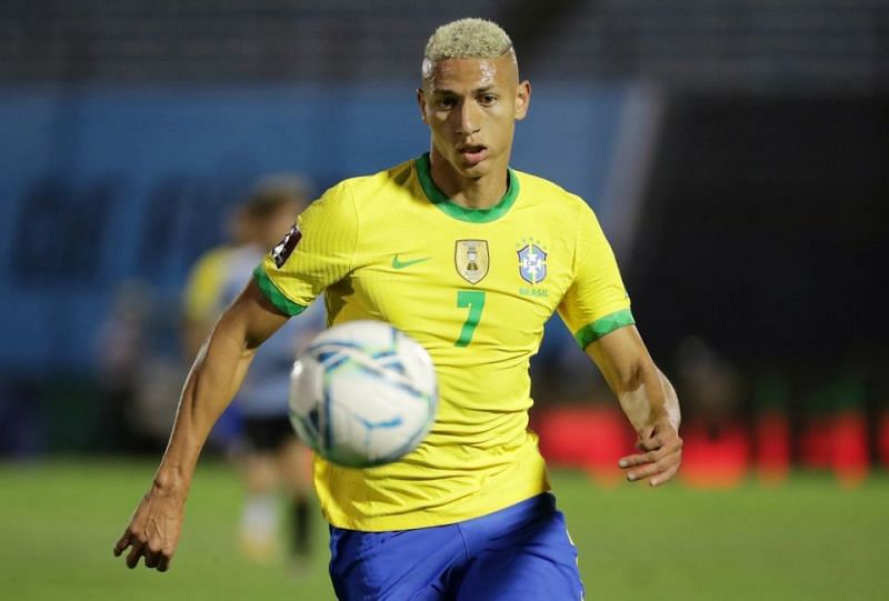 Richarlison scored for the second time in three games