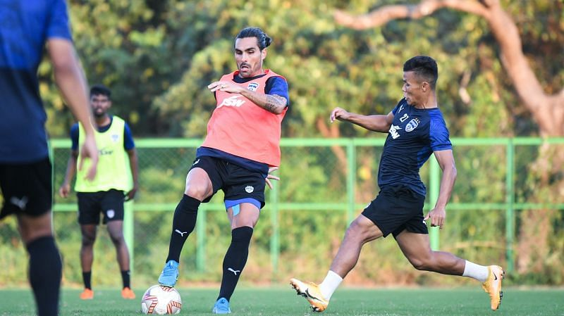 Dimas Delgado has been excellent against FC Goa over the years.