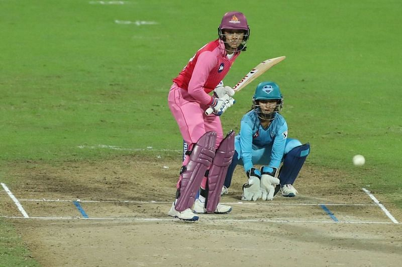 Smriti Mandhana was the key player for the Trailblazers. Image credits — IPL