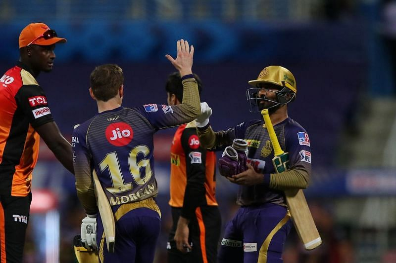 Lockie Ferguson turned on the heat as KKR beat SRH in the Super Over.