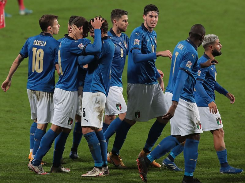 Italy face Bosnia and Herzegovina in UEFA Nations League action this week