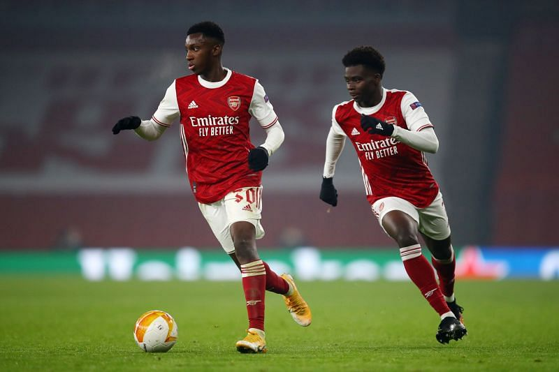 Arsenal take on Molde in UEFA Europa League action this week