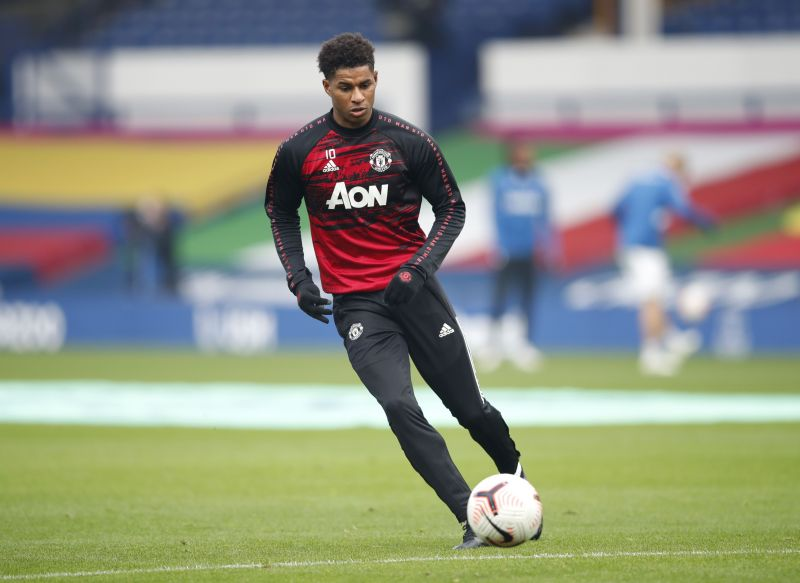 Rashford was not impressed by an article by the Daily Mail.