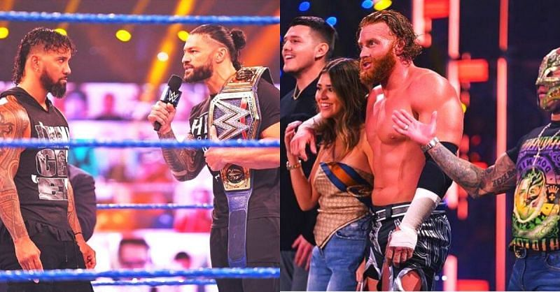 WWE SmackDown Results November 27th, 2020: Latest Friday Night SmackDo... image